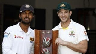 Sri Lanka hoping for a miracle in Australia Test series