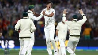 The Ashes 2017-18, 2nd Test, Day 3: Australia 53/4 at stumps
