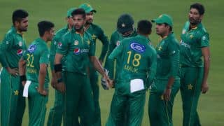 Pakistan to tour Scotland for 2 T20Is in 2018