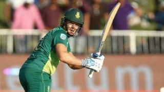 David Miller stand-in South Africa captain for remaining T20Is against Pakistan