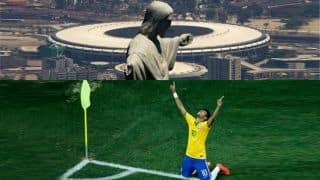 'God is Brazilian' believe Goan football fans