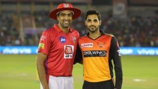IPL 2019, KXIP vs SRH: R Ashwin wins toss, Kings XI Punjab elect to bowl against Sunrisers Hyderabad