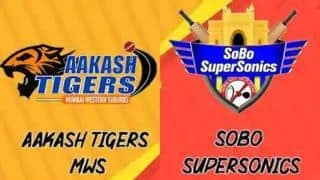 Dream11 Prediction: AT vs SS Team Best Players to Pick for Today's Match between SoBo Supersonics and Aakash Tigers MWS in T20 Mumbai 2019 at 7:30 PM