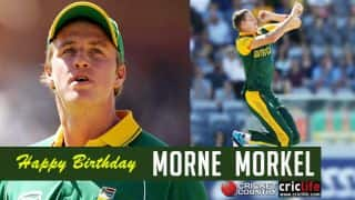 Morne Morkel: 18 facts about the South African giant