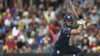 ICC World Cup Qualifiers 2018: Scotland, UAE claim easy wins against Afghanistan, PNG