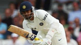 Ranji Trophy 2015-16, Tamil Nadu vs Baroda, Day two at tea: TN lead by 70 runs