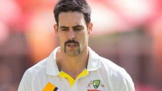Mitchell Johnson set to begin training with Kings XI Punjab