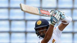 West Indies vs Sri Lanka, 1st test: In pursuit of 453 Kusal Mendis fighting hard on 94 to save the match