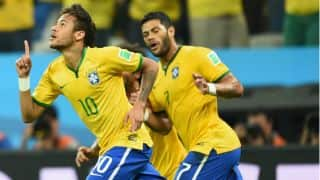 FIFA World Cup 2014 Live Updates: Brazil 1-1 with Croatia at half-time in Group A match