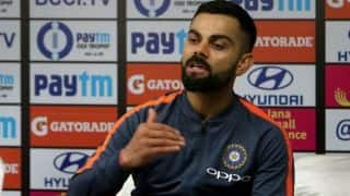 West Indies tour an exciting opportunity for new faces in the squad says Virat Kohli
