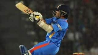 Sachin Tendulkar's last ODI innings