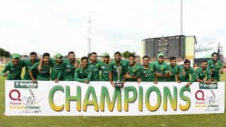 PHOTOS: Pakistan vs West Indies 2017, 3rd ODI at Guyana
