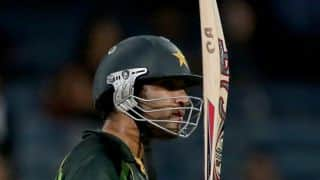 Bangladesh vs Pakistan ICC Cricket World Cup 2015 warm-up match at Sydney: Pakistan win by 3 wickets