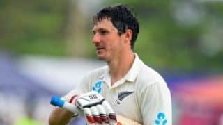 1st Test: BJ Watling's fighting half-century helps New Zealand take competitive lead