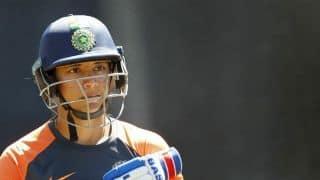 Never thought I'd play day-night Test: Smiriti Mandhana