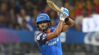 अय्यर की कप्तानी पारी, दिल्ली ने पंजाब पर दर्ज की रोमांचक जीत