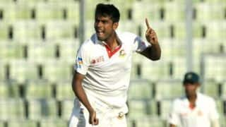 बांग्लादेश ने जिम्बाब्वे को दूसरे टेस्ट में 218 रन से हराया, सीरीज बराबर