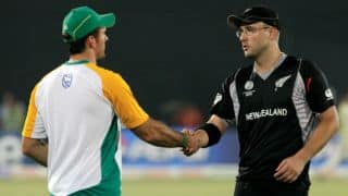 ICC World Cup 2011 quarter-final: New Zealand spinners choke South Africa