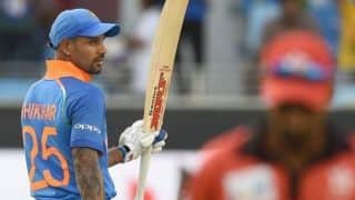 Confidence and calmness will win you matches at the World Cup: Shikhar Dhawan