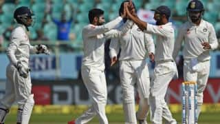 India vs England 2nd Test, Day 5: Indian bowlers strike early; visitors stutter