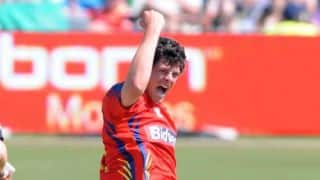 South African cricketer punches team mate in domestic match