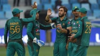 Asia Cup 2018: Hong Kong skittled for 116 in Dubai