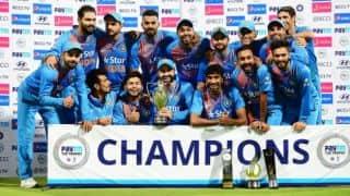 PHOTOS: India vs England, 3rd T20I at Bengaluru