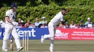 Jeetan Patel becomes fifth New Zealand bowler to 800 first-class wickets