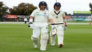 Will Pucovski and Marcus Harris smashes Steve and Mark Waugh's record with 486-run opening stand