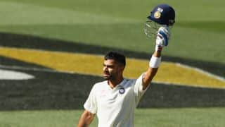 Virat Kohli, pacers put India on top before tea, 1st Test, Day 5
