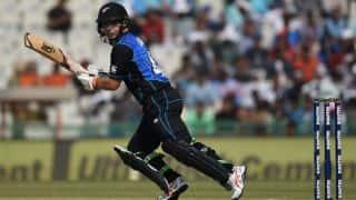 NZ humiliate IRE by 190 runs in 5th ODI of Tri-Nation series