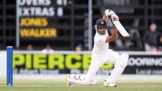 Ajinkya Rahane, Rohit Sharma essay fifties as India reach 239/6 at Tea on Day 2 in warm-up game