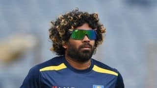 Lasith Malinga 'Ready' to Step Down As Sri Lanka T20I Captain