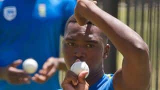 Lungi Ngidi hopeful of an earlier return from injury