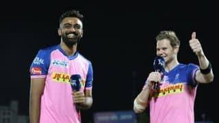 IPL 2019, RR vs SRH: Jaydev Unadkat thanks Steve Smith, Rajasthan Royals management for support