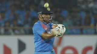 India should look beyond MS Dhoni in T20Is, feels Ajit Agarkar