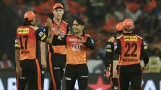 IPL 2018: Playing in Hyderabad feels like playing in Afghanistan, says Rashid Khan
