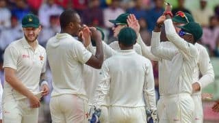 1st Test: Chatara, Raza ensure sizeable lead for Zimbabwe