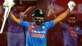 जब महज 36 गेंद पर ''शतक'' जड़ रोहित शर्मा ने रचा था इतिहास