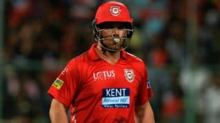IPL 2018: Why Aaron Finch is embarrassed?