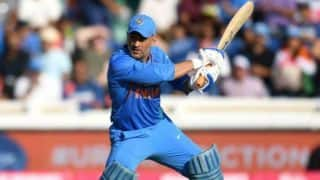 India have benefitted from MS Dhoni's finishing ability : Jason Gillespie