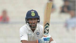 Cheteshwar Pujara can bat in any condition, feels R Sridhar