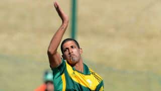 IPL 7 Auction: Beuran Hendricks bought by Kings XI Punjab for Rs 1.8 crores