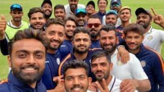 Ranji Trophy 2018-19: Saurashtra's road to the final