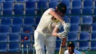 2nd Test, Abu Dhabi: Australia seek survival after Pakistan set 538-run target