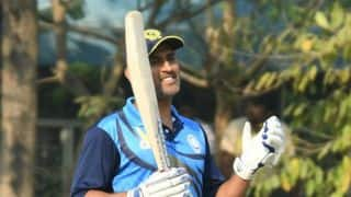 MS Dhoni sends text to Jharkhand players saying not to worry amidst hotel fire
