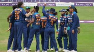 ind w vs eng w 2nd odi match preview team india eyeing to level series against england
