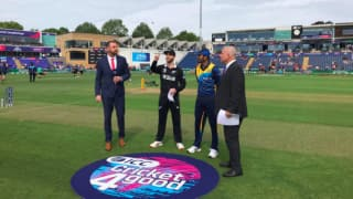 Cricket World Cup: Minus Nicholls and Southee, New Zealand bowl against Sri Lanka