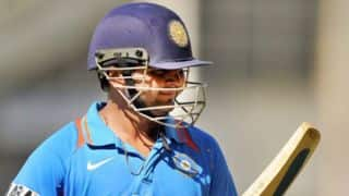 Live Cricket Score, India Blue vs Tamil Nadu, Deodhar Trophy match at Visakhapatnam