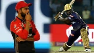 Andre Russell sixes send Virat kohli's Bangalore crashing 5th successive defeat
